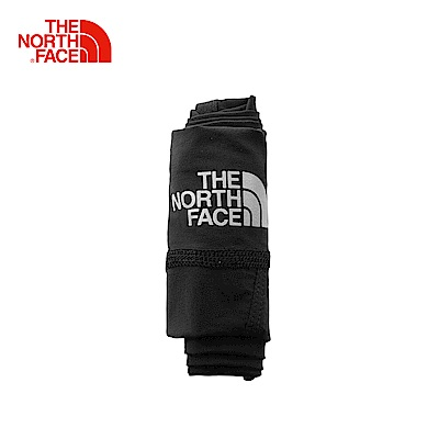 The North Face北面款黑色快乾防曬運動護臂