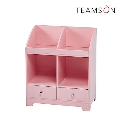 Teamson 小公主辛蒂玩具收納櫃(6格)