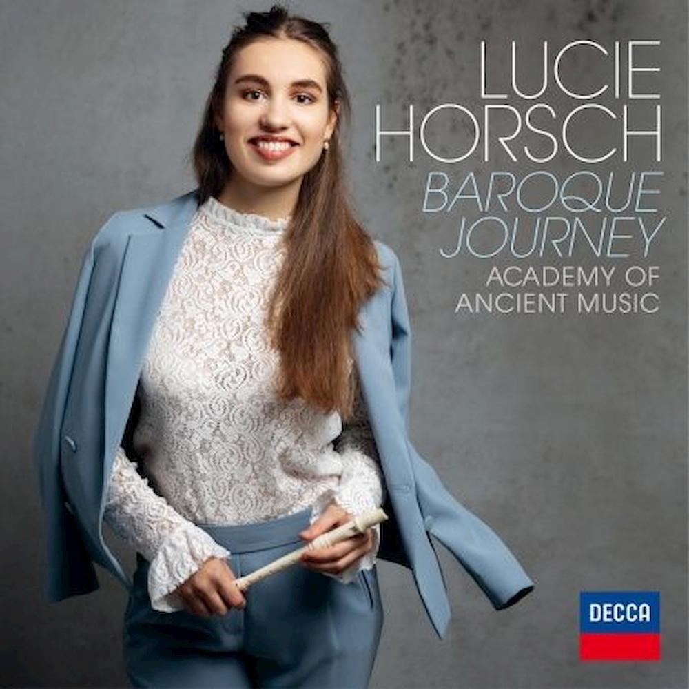 露西・霍胥 - 巴洛克之旅(1CD)