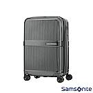 Samsonite新秀麗 20吋Dorsett極線條可擴充TSA硬殼登機箱(鐵灰)