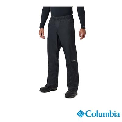 Columbia 哥倫比亞 男款 - Omni-Tech防水長褲-黑色 UXM81750BK