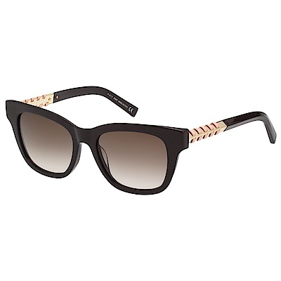 TOD'S 編織系列 太陽眼鏡(黑色)TO200