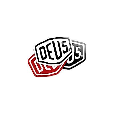 Deus Ex Machina 盾牌LOGO貼紙