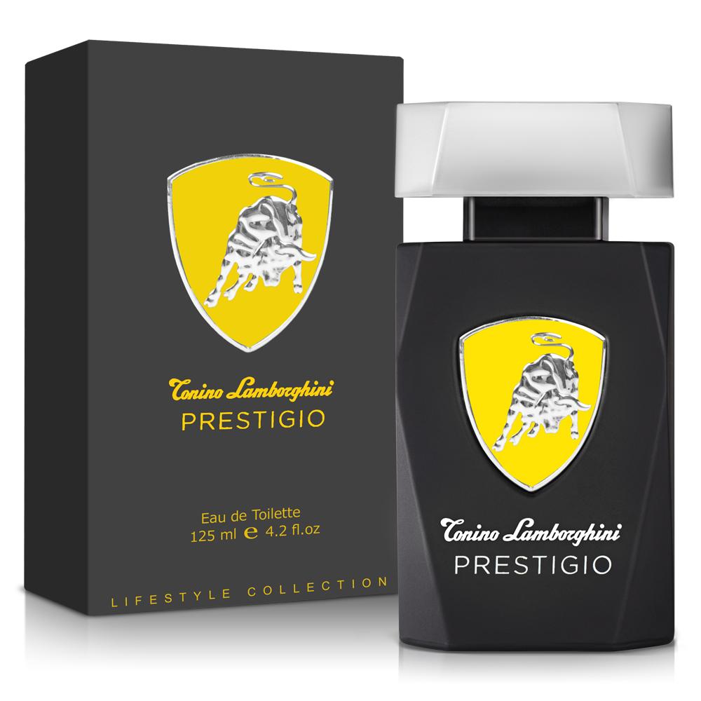 Lamborghini藍寶堅尼 權威能量男性淡香水125ml-送品牌沐浴膠