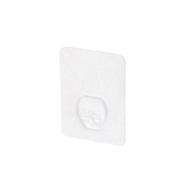 歐奇納 OHKINA 隨手貼系列_置物架專用方型重複貼掛勾16入(6.2x8.8cm)