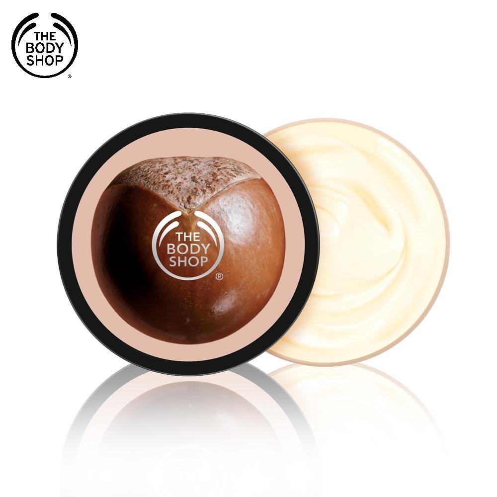 The Body Shop 乳油木果修護身體滋養霜200ML