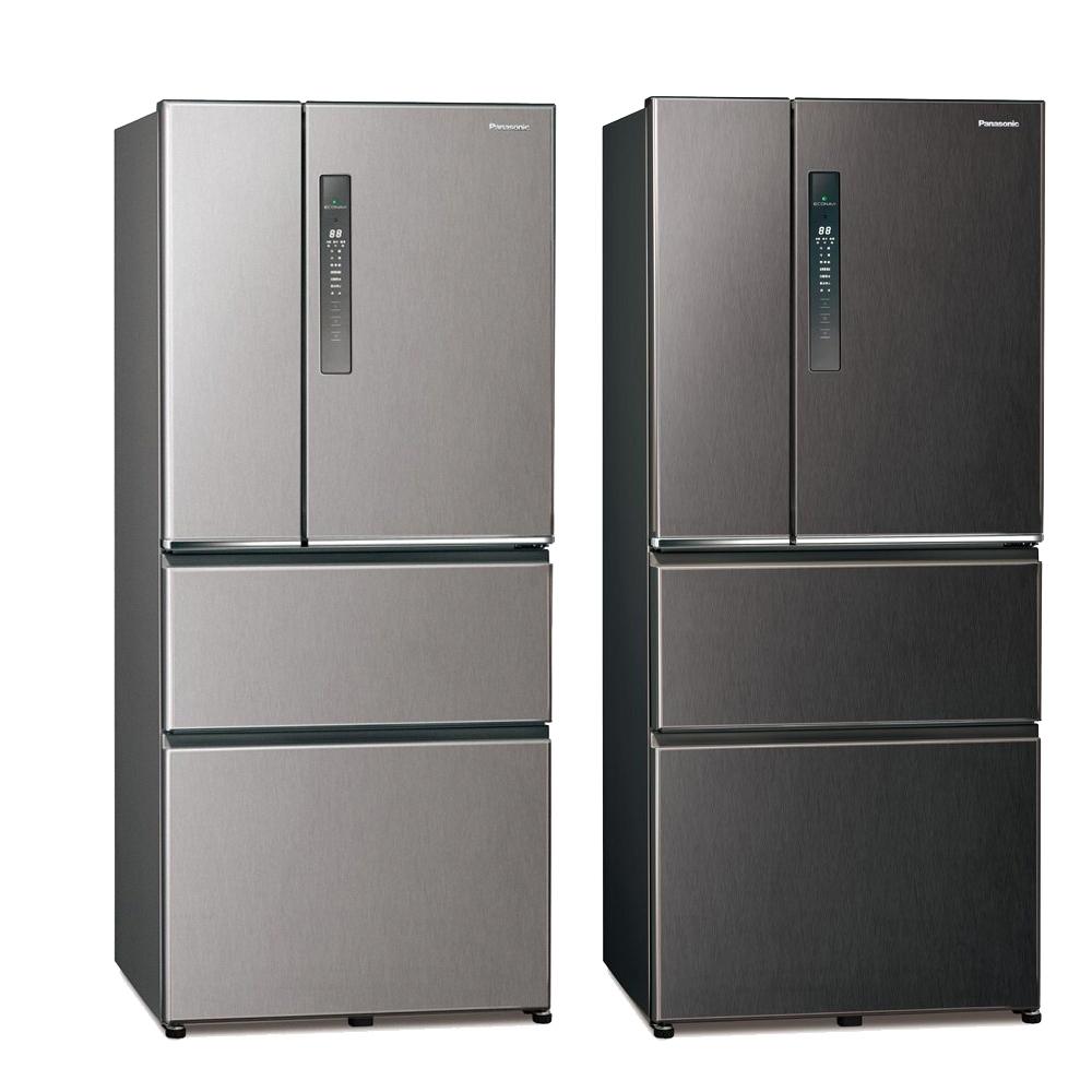Panasonic國際牌 610公升 無邊框鋼板系列變頻四門電冰箱 NR-D611XV