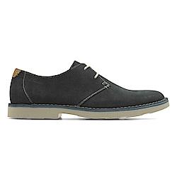 Clarks Jareth Walk 男 休閒鞋 深藍