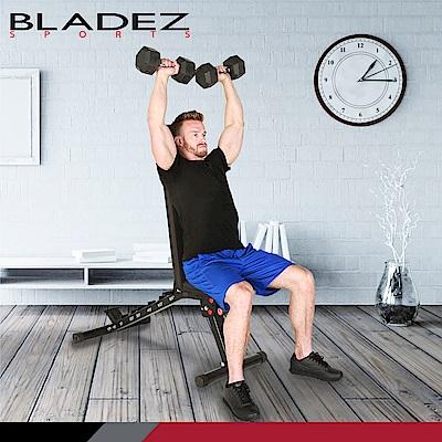 【BLADEZ】FITNESS REALITY 腿部固定可拆式重訓練椅-F2806重訓椅