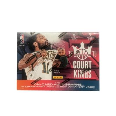 NBA 球員卡 18-19 NBA Court Kings BK Blaster