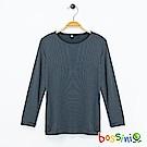 bossini童-遠紅外線調溫衣(保暖)01黑