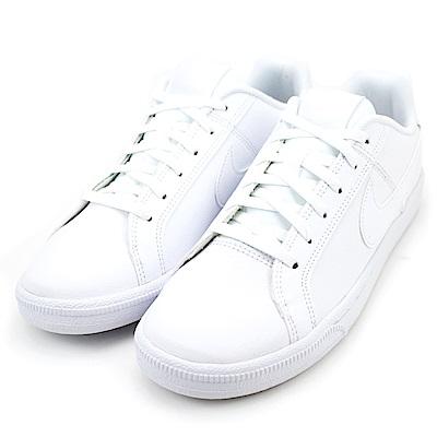 NIKE  中大童休閒鞋-833535102 白