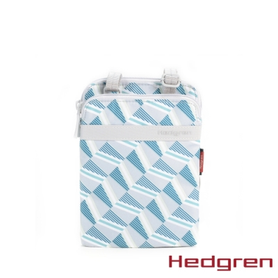 【Hedgren】水手印花安全出遊小側背包 - HFOL 07