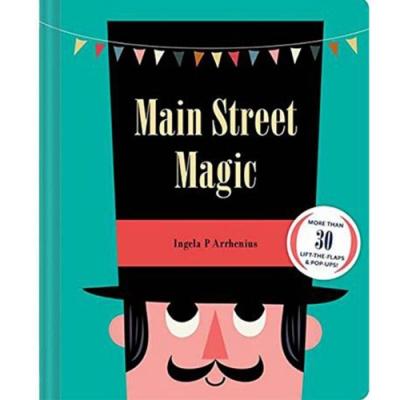 Main Street Magic 逛大街趣味立體翻翻書