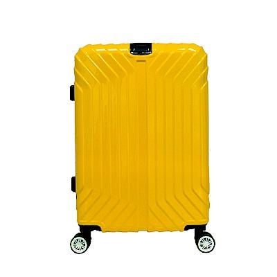 RAIN DEER 創世紀PLUS24吋PC+ABS行李箱