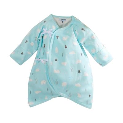 台灣製厚款嬰兒純棉護手蝴蝶衣 a70296 魔法Baby