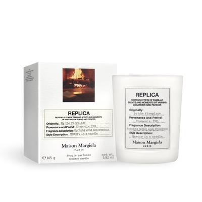 Maison Margiela REPLICA By the Fireplace 溫暖壁爐香氛蠟燭 165g