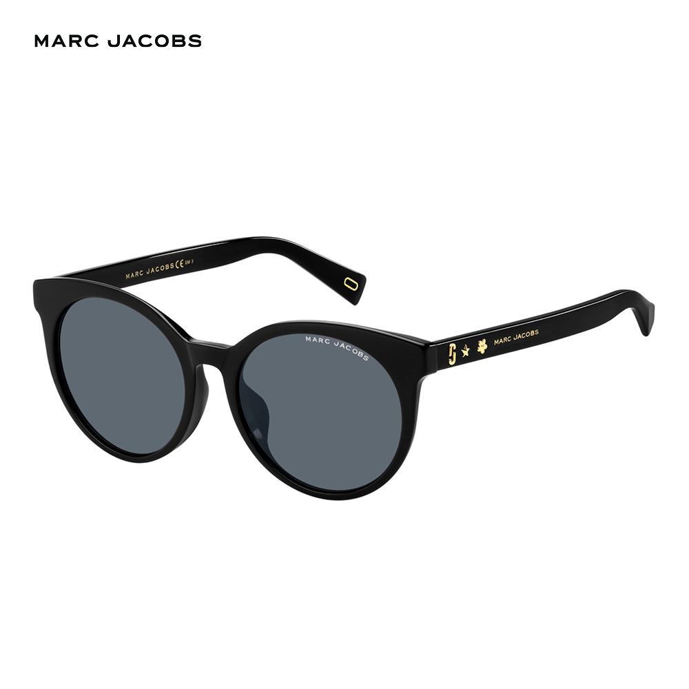 Marc Jacobs- MARC 344/F/S 時尚經典太陽眼鏡 黑色