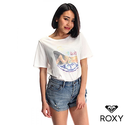 【ROXY】LEAF ROXY T恤