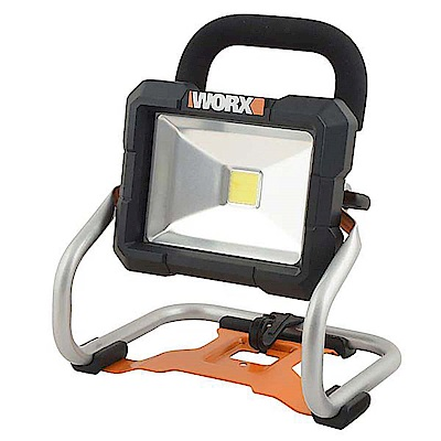 【WORX威克士】WX026.9(20V鋰電工作燈-單主機)