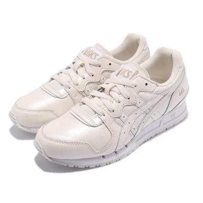 Asics 休閒鞋 Gel-Movimentum 女鞋 亞瑟士 Nelli Cooman 亞瑟膠 褐 白 1192A003100