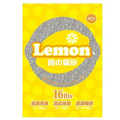 派斯威特-LEMON嚴選細球砂貓砂16LBS-2包組