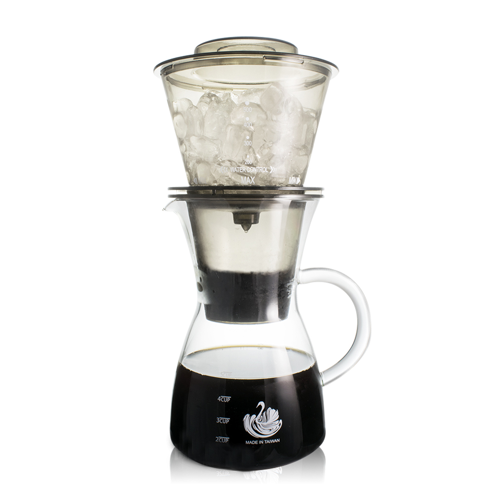 NO.1達人 魔術冰滴咖啡壺(700ml)
