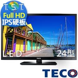 福利品-TECO東元 24吋 液晶顯示器+視訊盒 TL24K1TRE
