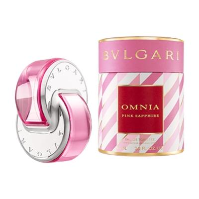 BVLGARI 寶格麗 水晶系列粉晶限量版淡香水 65ML