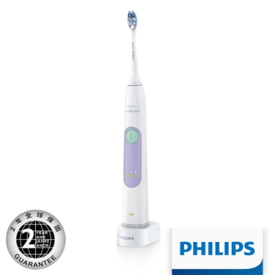 【Philips 飛利浦】 Sonicare護齦音波震動牙刷 HX6616/51(紫)