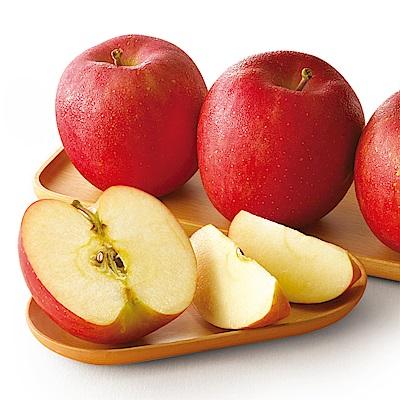 日本青森 蘋果6顆裝(蜜富士x4顆+富士x2顆)