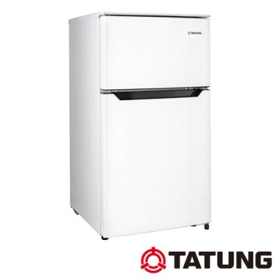 TATUNG大同 92L小雙門冰箱(TR-B92HM)