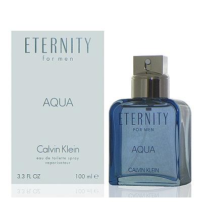Calvin Klein Eternity 永恆之水男淡香水 100ml Test 包裝