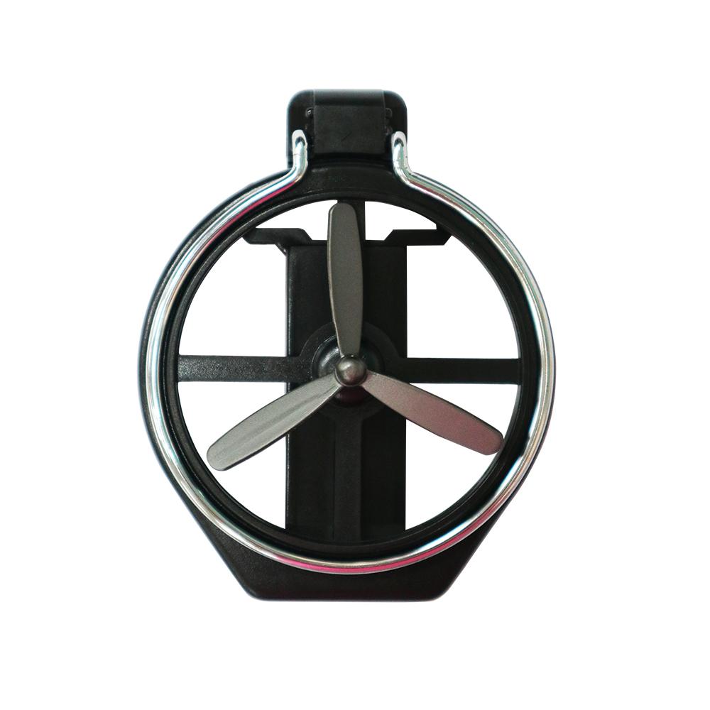 風扇型水杯架 汽車冷氣孔專用-急速配 @ Y!購物