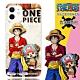 【航海王】iPhone 12 (6.1吋) 木紋系列 防摔氣墊空壓保護套(魯夫&喬巴) product thumbnail 1