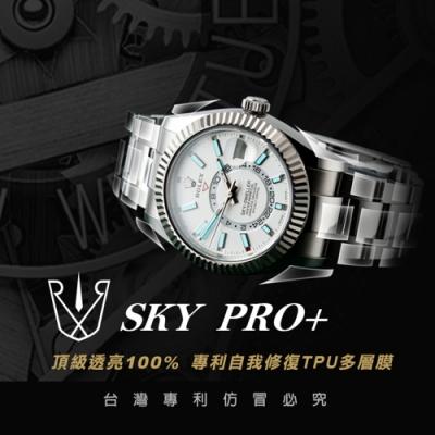 RX8-勞力士ROLEX PRO+ sky dweller天行者系列腕錶、手錶貼膜