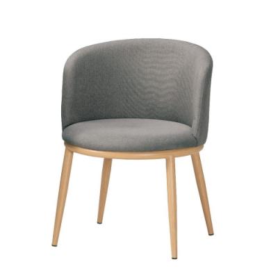 MUNA 美諾瑪餐椅(五金腳)(4入)共兩色 57X58X73cm