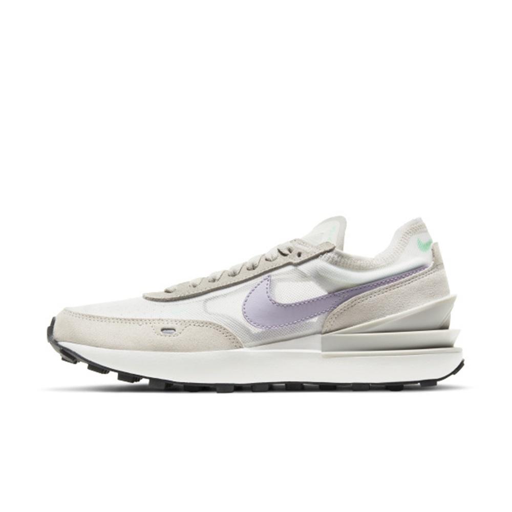 NIKE WAFFLE ONE女休閒鞋-灰紫-DC2533101