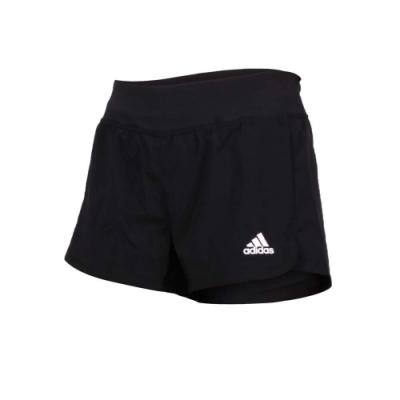 ADIDAS 女 運動短褲 黑白