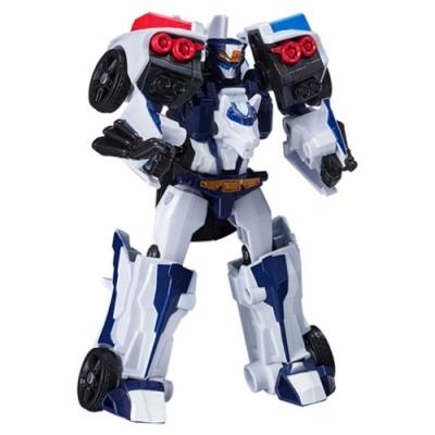 TOBOT 機器戰士GD MINI 警車變形機器人YT01099 YOUNG TOYS