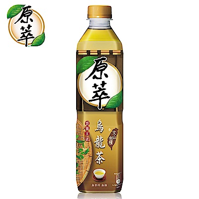 原萃 烏龍茶(含文山包種) 580ml(24入/箱)