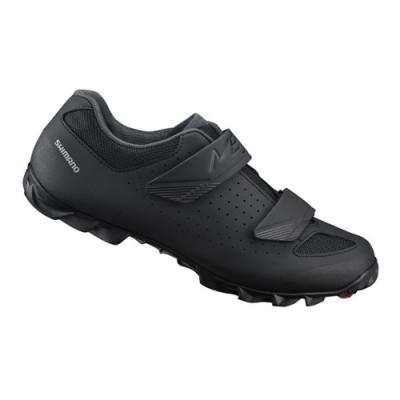 【SHIMANO】ME100 男性林道越野車鞋 黑色