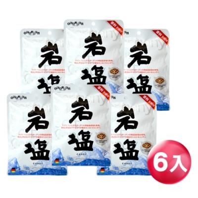 SENJAKU扇雀飴 岩糖6入(60gX6入)