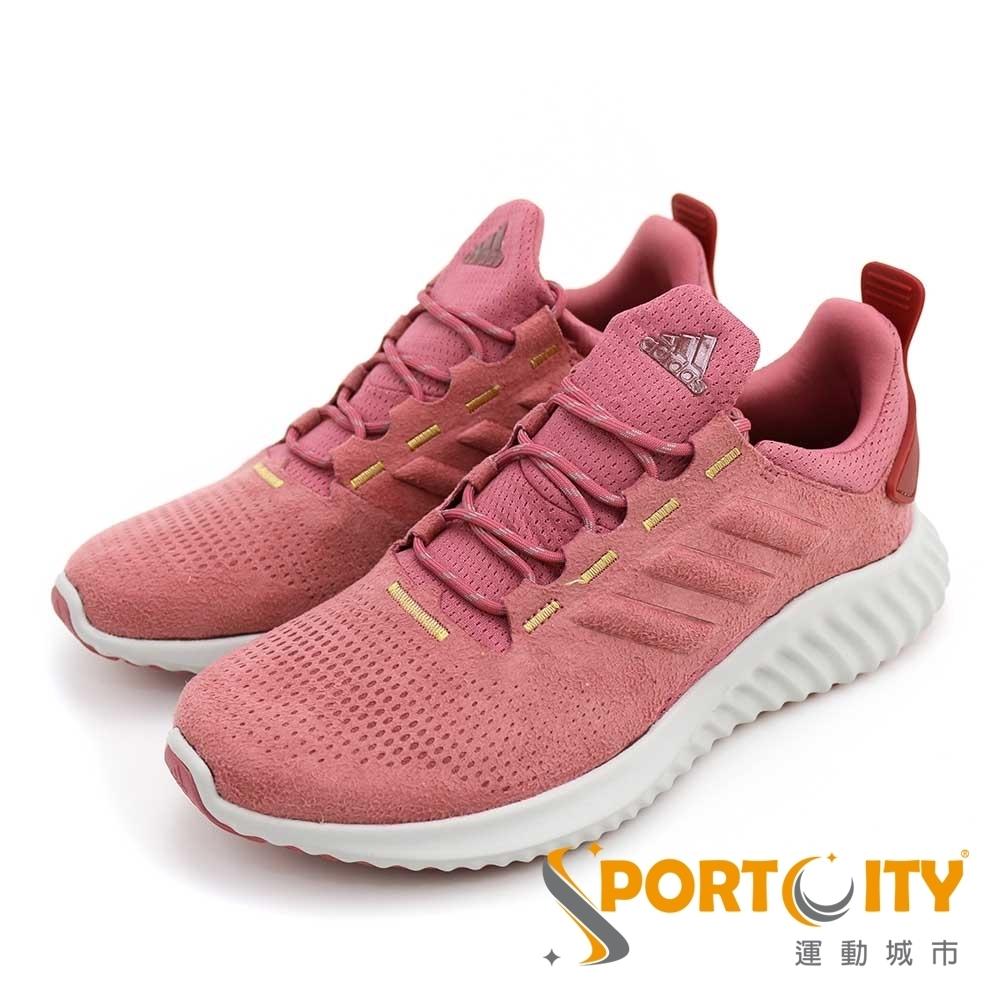 ADIDAS ALPHABOUNCE CR 女慢跑鞋 B76041