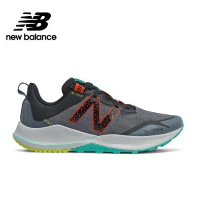 【New Balance】越野跑鞋_男性_鐵灰_MTNTRLG4-2E楦