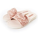 Grendha 典雅歐風印象休閒拖鞋-粉紅