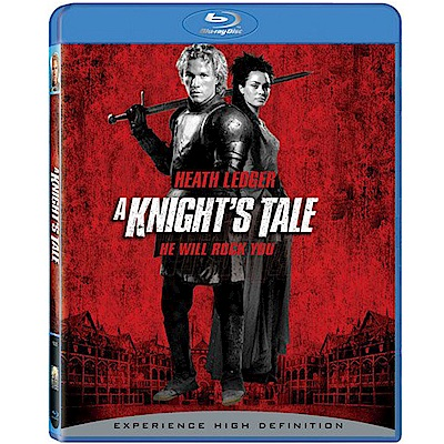 騎士風雲錄 A Knight's Tale   藍光 BD