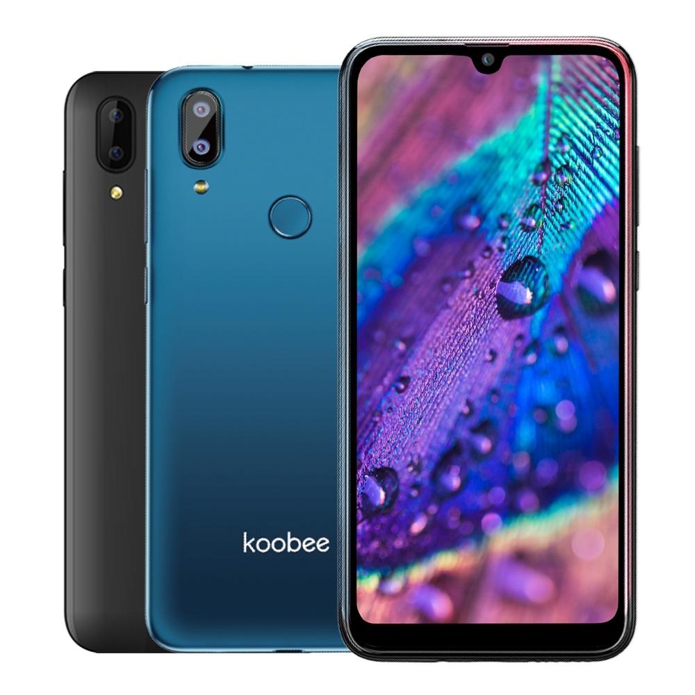 koobee S16 (3G/32G) 水滴全螢幕6.1吋雙卡智慧型手機