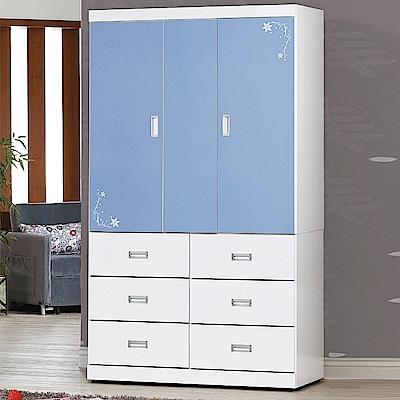 AS-巴特萊衣櫃-117x57x201cm
