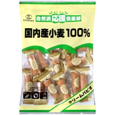 Rapport 自然派應援俱樂部-奶油捲心酥(65g)